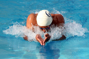 kurbağalama yüzme stili