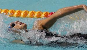 Sırtüstü Yüzme Stili